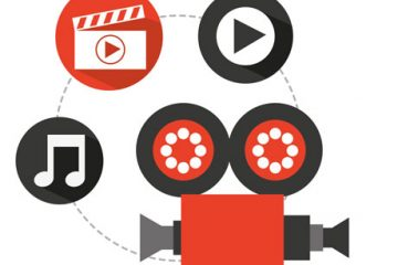 video marketing illustration